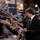 Photo Flash: Tom Cruise & More Attend JACK REACHER London Premiere