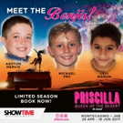 Johannesburg Boys To Star In PRISCILLA QUEEN OF THE DESERT