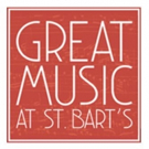 John Zorn on St. Bart's Organ and More Set for Great Music at St. Bart's 2016-17 Season