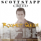 Rockett Queen Asks for Fans' Help to Cover Van Repairs, Stay on Tour