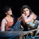 Photo Flash: First Look at Maria Rizzo and Rachel Zampelli in THE GULF at Signature Theatre
