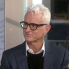 VIDEO: John Slattery Talks Starring Role in Broadway's THE FRONT PAGE