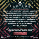 Rapture Electronic Music Festival Announces Phase 2 Lineup