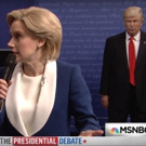 VIDEO: Alec Baldwin's Donald Trump Takes on the Second Presidential Debate in SNL Cold Open