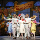 Photo Flash: First Look at Corbin Bleu, Lora Lee Gayer and Bryce Pinkham in Broadway's HOLIDAY INN