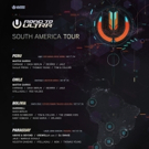 ULTRA Worldwide Unveils Lineups for ULTRA Peru, Chile, Bolivia & Paraguay