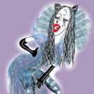 BWW Exclusive: Ken Fallin Draws the Stage - Leona Lewis in CATS