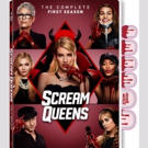 AHHH! SCREAM QUEENS Season 1 Arrives on DVD 12/6