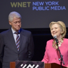 Photo Flash: Hillary Clinton and Bill Clinton Attend PBS's MAYA ANGELOU: AND I STILL RISE Preview in NYC