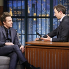 VIDEO: Sam Rockwell Talks Broadway's FOOL FOR LOVE on 'Late Night'