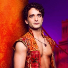 First Look at Matthew Croke in the Title Role in ALADDIN