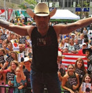 Justin Moore Tops iTunes Charts & Rocks Fox & Friends All-American Summer Concert Today