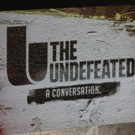 ESPN's THE UNDEFEATED & NMAAHC Present 'The Legend and The Prospect,' Today