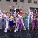 VIDEO: ON THE TOWN Cast Performs 'New York, New York' on 'Today'