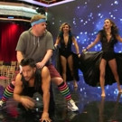 VIDEO: James Corden Choreographs Number for DANCING WITH THE STARS