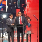 MIKE & MIKE Hosts Greenberg and Golic Inducted into National Association of Broadcasters Hall of Fame