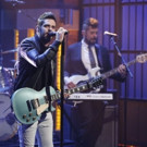 VIDEO: Thomas Rhett Performs New Single 'T-Shirt' on LATE NIGHT