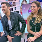 VIDEO: Andy Grammer & Allison Holker Talk Exit from DANCING WITH THE STARS