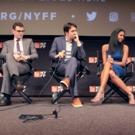 STAGE TUBE: Lin-Manuel Miranda Answers Questions Following HAMILTON'S AMERICA Premiere at NYFF