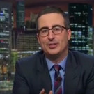 VIDEO: John Oliver Slams Anthony Weiner for Putting Clinton's Campaign In Peril on LAST WEEK