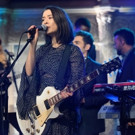 VIDEO: Mitski Performs 'Your Best American Girl' on LATE SHOW