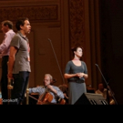 Photo Coverage: Sierra Boggess, Julian Ovenden & The New York Pops Rehearse for Tonight's Season Opener