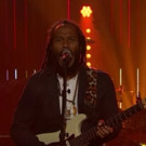 VIDEO: Ziggy Marley Performs 'Weekend's Long' on LATE LATE SHOW