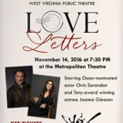 West Virginia Public Theatre's 'Love Letters' to star Chris Sarandon and Joanna Gleason