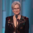 VIDEO: Meryl Streep Receives Cecil B. deMille Award; Watch Moving Acceptance Speech