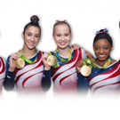 2016 Kellogg's' Tour of Gymnastics Champions Takes Center Stage Beginning September 15