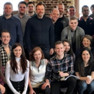 Photo Flash: Full Cast, Creative Team of Charing Cross' TITANIC Gather for First Rehearsal