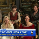 VIDEO: GMA Goes Behind-the-Scenes of ONCE UPON A TIME's 100th Episode