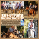 Saddle Up LA to Kick Off this Friday
