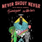 Never Shout Never Announce Summer Headlining Tour