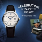 Raymond Weil Celebrates Frank Sinatra with Limited Edition Timepiece