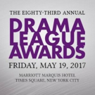 Exclusive: Watch the Drama League Awards Nominations LIVE on BroadwayWorld