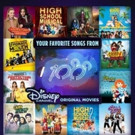 Favorite Disney Channel Movie Songs to Be Released on One Album, 5/27