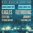 Eagles and Fleetwood Mac to Headline The Classic West and The Classic East