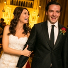 BWW Exclusive Photos: Laura Benanti and Patrick Brown Tie the Knot in Beautiful New York Ceremony
