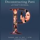 Patti LuPone and Seth Rudetsky Team for BC/EFA Benefit DECONSTRUCTING PATTI
