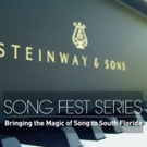 Florida Grand Opera Presents SongFest South Florida Program