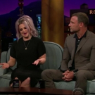 VIDEO: James Corben & Liev Schreiber Give Flirting Lessons to Kelly Osbourne