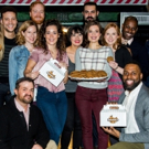 Photo Coverage: IN TRANSIT Company Celebrates 100 Performances!