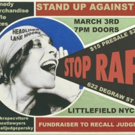 Lane Moore, Janelle James, Marlena Rodriguez and More Set for STAND UP AGAINST RAPE at Littlefield