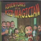 Justin Flom Chats New Book ADVENTURES OF A KID MAGICIAN on TODAY