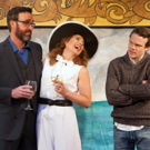 Photo Flash: First Look at STUPID F##KING BIRD at Capital Stage