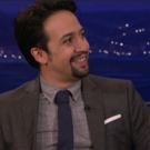VIDEO: Lin-Manuel Miranda Reveals Mixtape Track He's Most Excited About & More on CONAN; All the Clips!