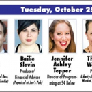 TRU and The Playroom Theatre to Host 'COME TO THE CABARET' Panel This Month