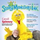 Caroll Spinney Pens STORY MONSTERS INK