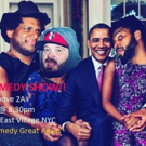 Make Comedy Great Again with UG! Comedy Show